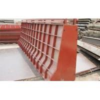 湖北护栏模板出租,防撞护栏模板租赁,桥梁护栏钢模板厂家-德润