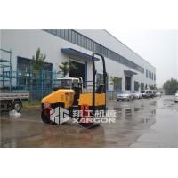 1吨座驾式压路机 路面压实机械  压路机生产厂家