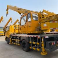 厂家直销 16吨小型吊车 东风16吨吊车配置 双节支腿