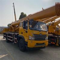 促销价格 中型16吨吊车自重18吨 支持厂家定做