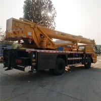 定制小型8吨吊车10吨汽车吊车 20吨轮式吊车