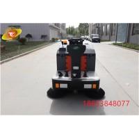 腾阳电动扫地车适用于哪些企业